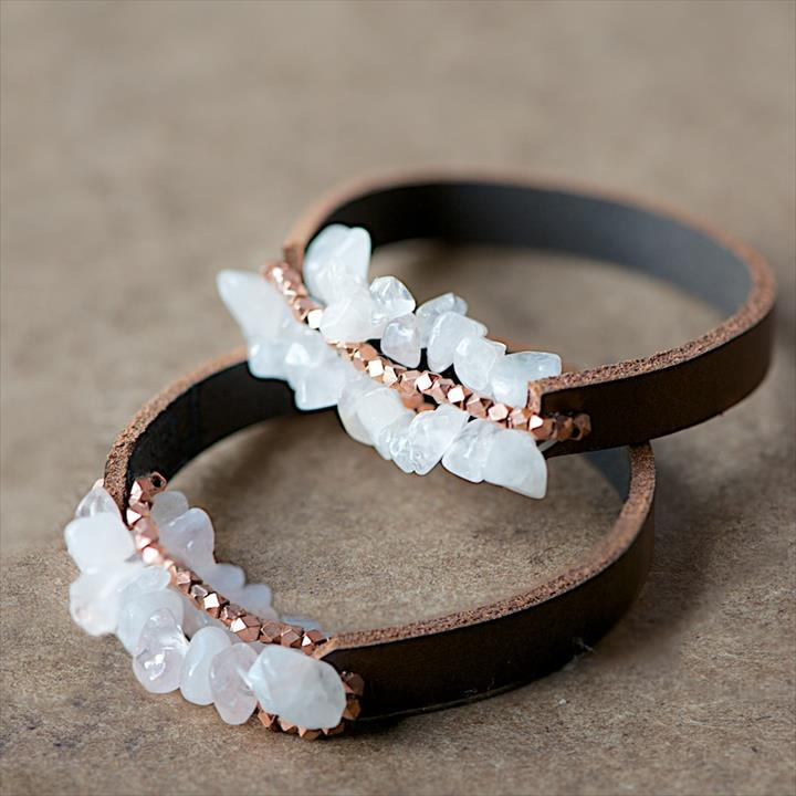 DIY Fancy bracelet