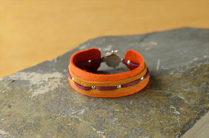 jewelry for leather, colorful leather jewelry,