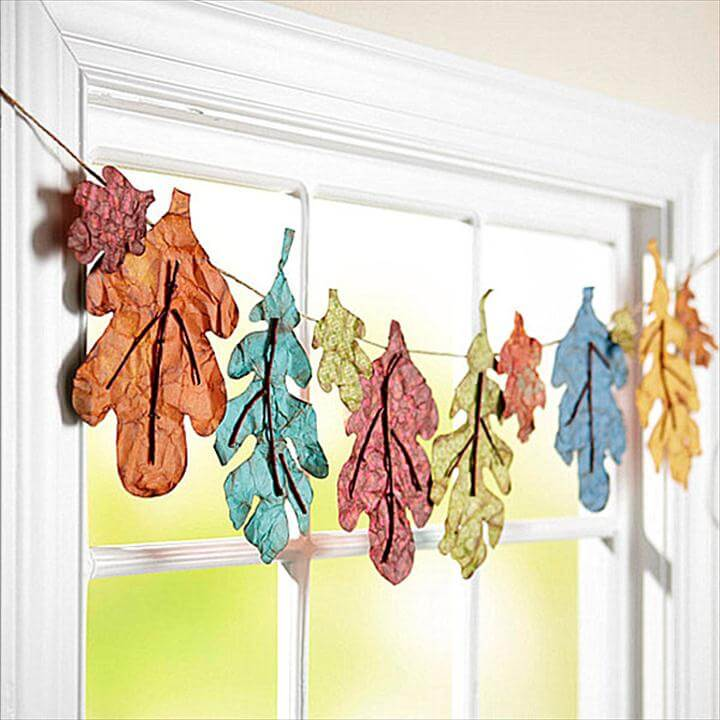Thanksgiving Decoration Projects