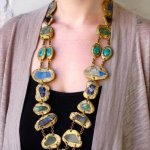 Cool diy recycled necklace jewelry
