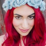 Crochet Flower Crown