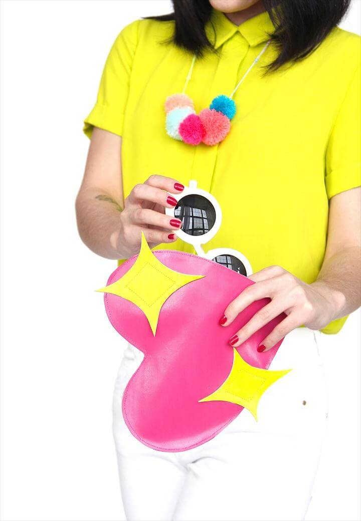 Heart Emoji Bag