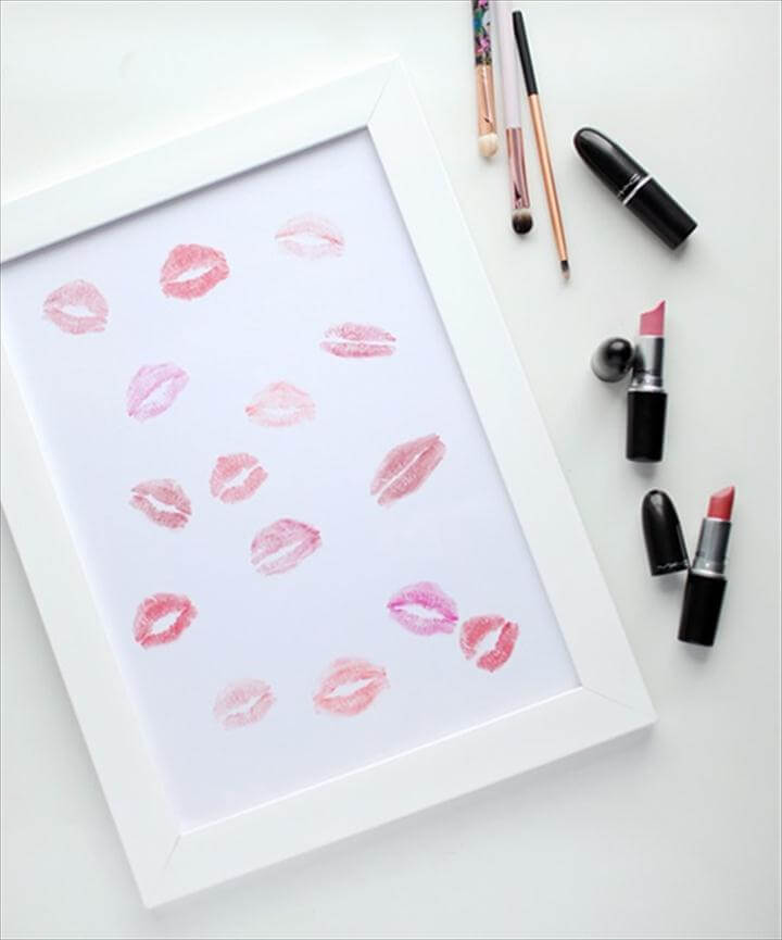 Makeup Wall Art