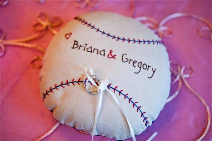 Cute baseball theme!