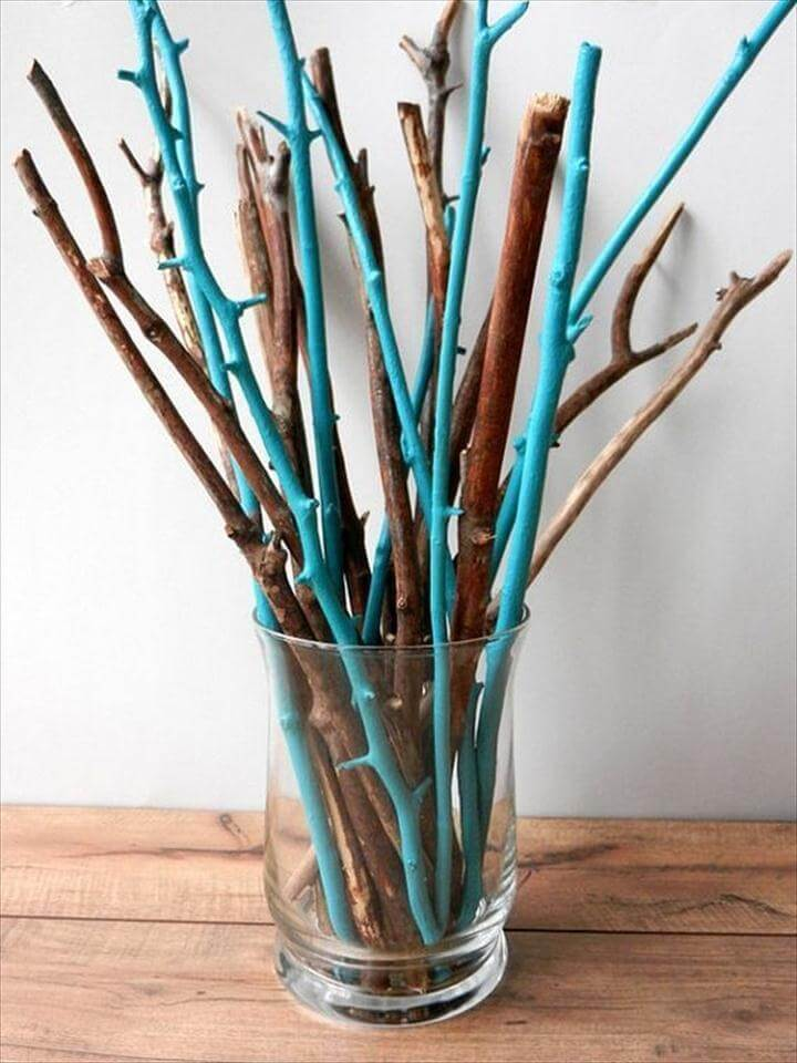 DIY Tree Branches Home Decor Ideas That You Will Love to Copy