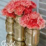 DIY Projects Using Gold Paint