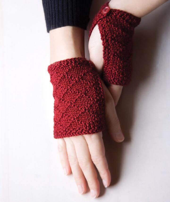 24 Super Easy Beginner Knitting Projectsng