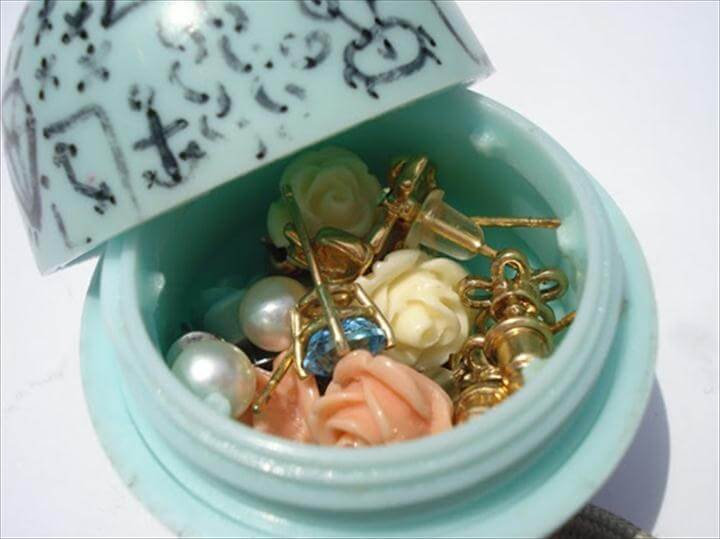Lip Balm Jewelry Box