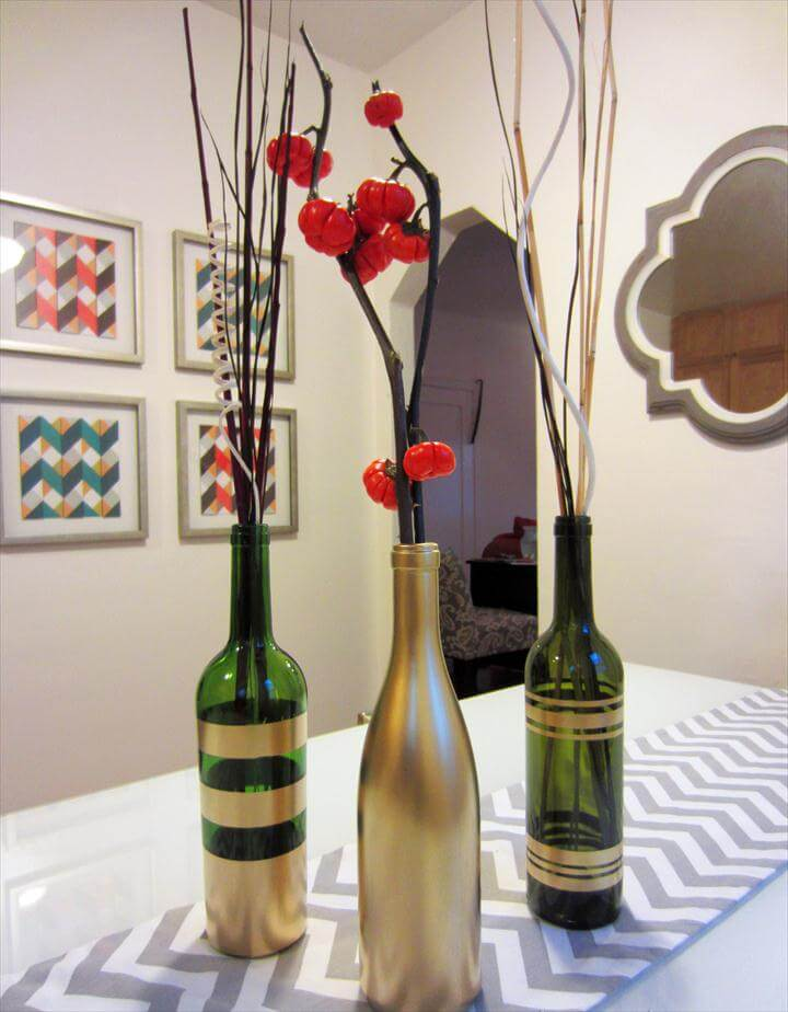 simple wine bottles