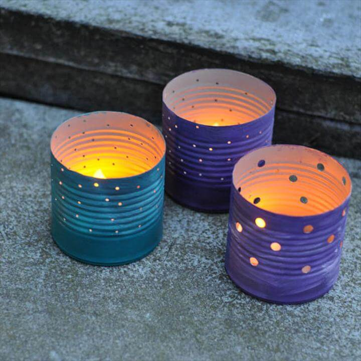 Patio Luminaries