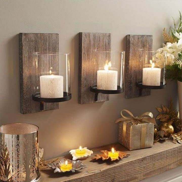 DIY Home Decor,Candle Ideas,Home Improvement Ideas