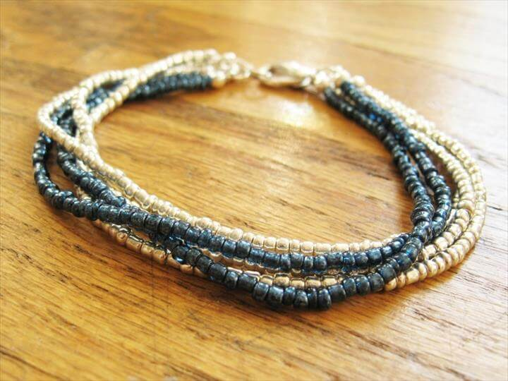 DIY Beaded Bracelet,Beaded Jewelry,DIY Beaded