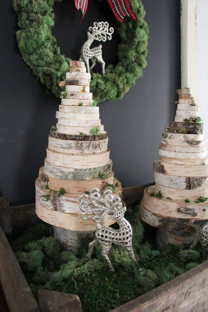 Small Tree Decor,Home Decor,DIY Tree Decor