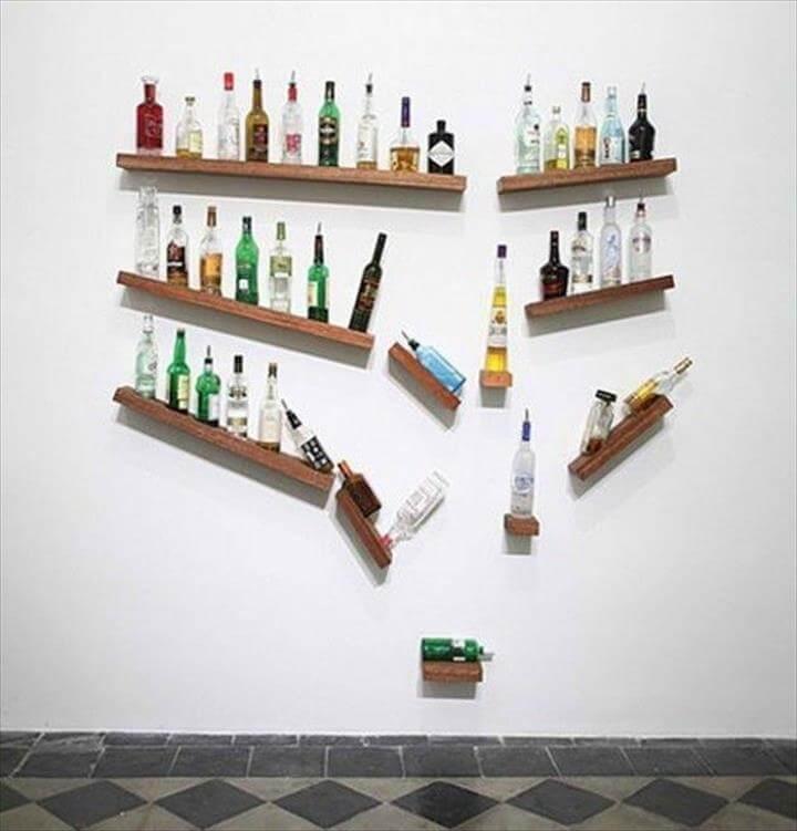 Home Ideas,Storage Ideas,Wall Decor,Do It Yourself