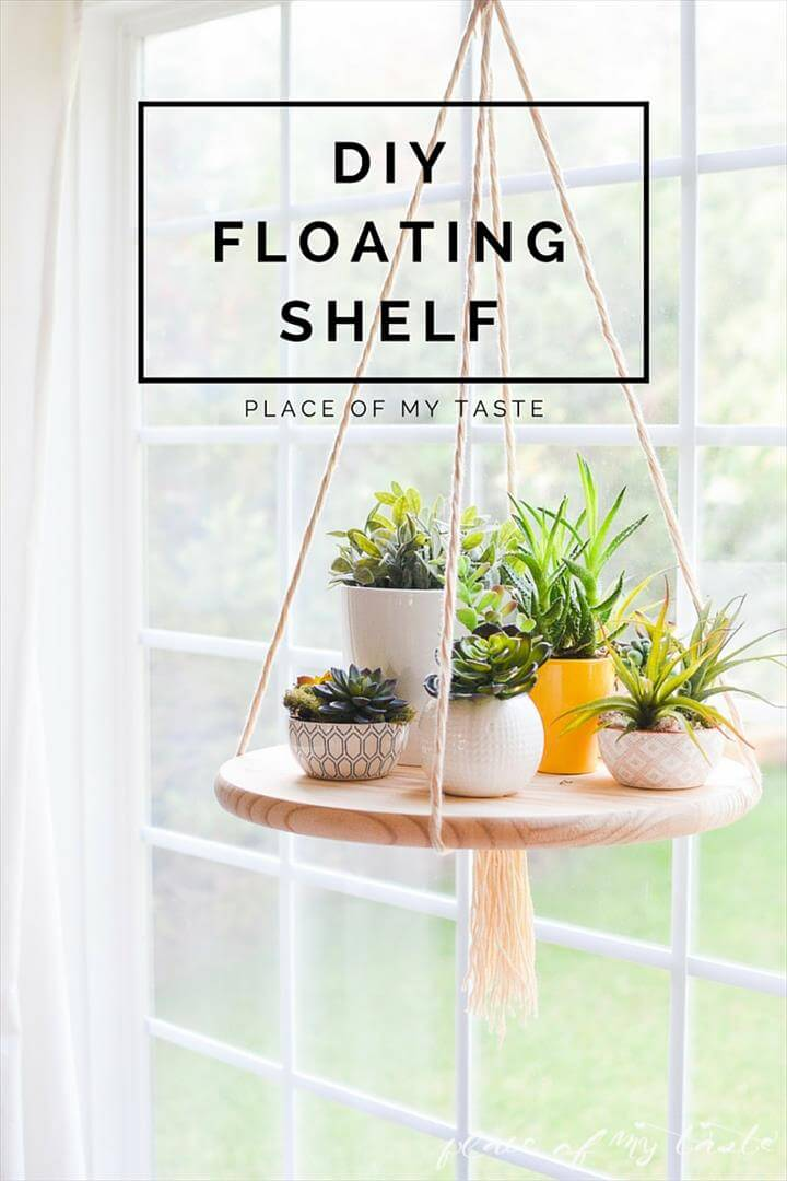 Shelf Ideas,DIY Shelf,Home Decor,DIY Crafts