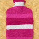 Reuse Sweater,DIY Reuse Idea,DIY Sweater Bottle