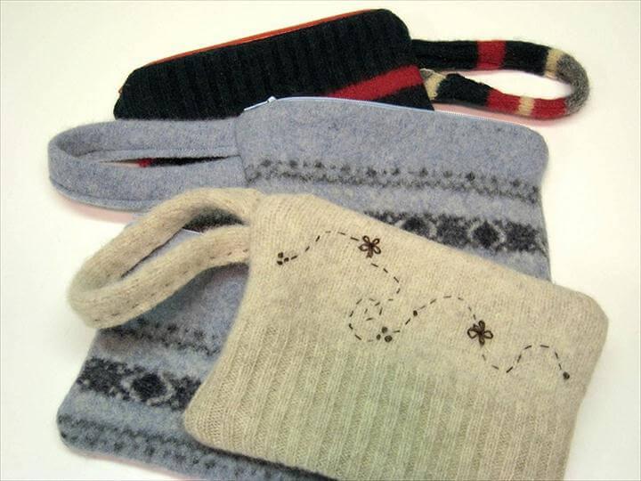 diy bag,sweater bag, diy crafts, diy fashion, diy ideas, diy unique ideas