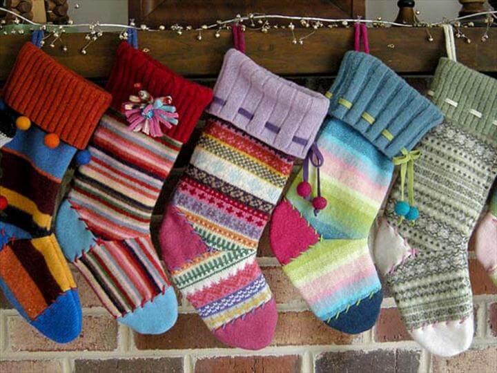 Do It Yourself,DIY Crafts,DIY Reuse Sweater