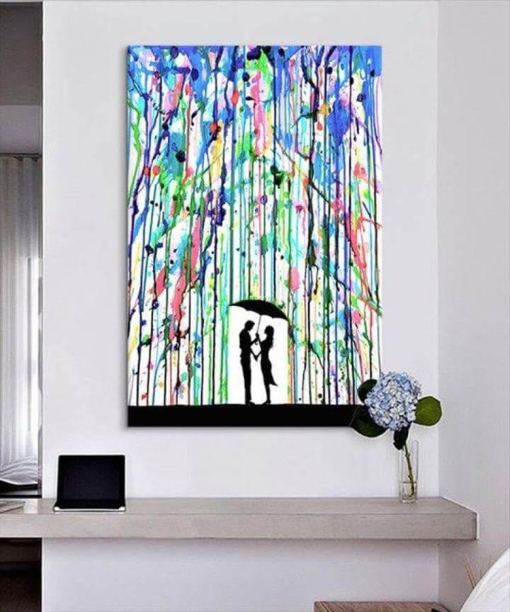 wall art decor, diy wall decoration ideas, diy room decor ideas