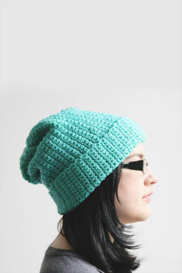 easy way to make crochet, diy crochet cap, diy cap crochet pattren