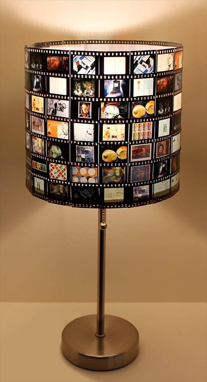 photo lamp ideas, diy photo lamp, image lamp ideas