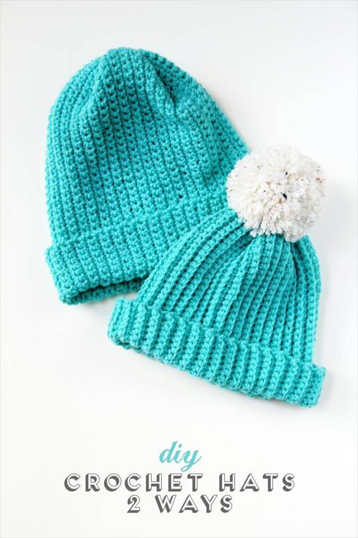 DIY sheep wool cap, diy crochet pattern idea, diy free crochet idea