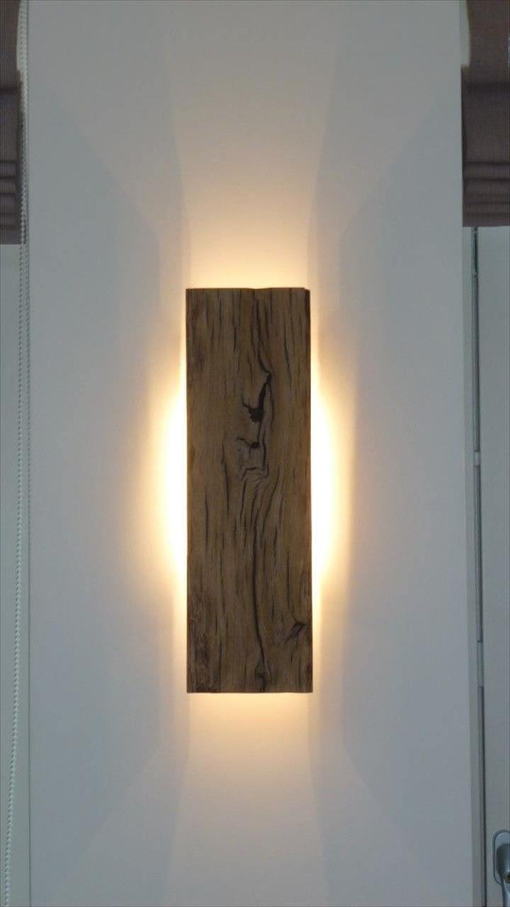 18 Lamp ideas diy, wall hanging lamp idea, cute lamp idea
