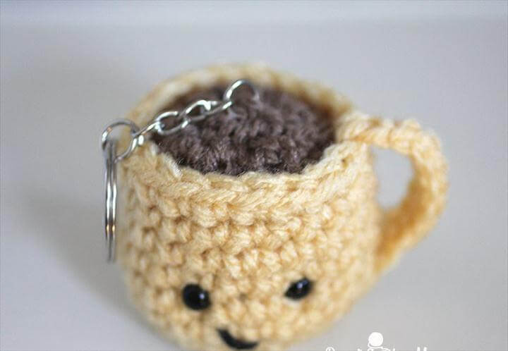 coffe mug crochet pattern
