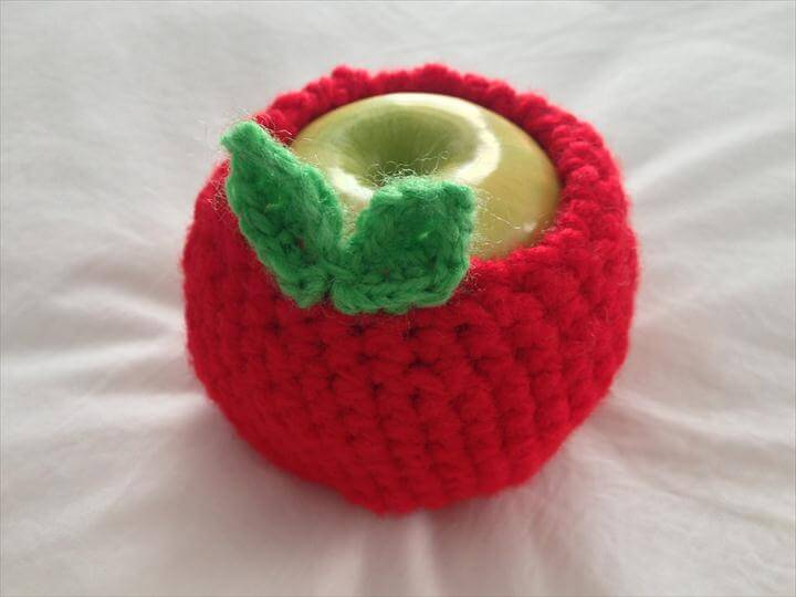 Apple Cozy Crochet Pattern