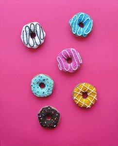 Crochet Donuts Pattern