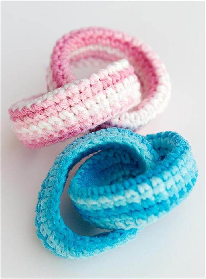Linked Teething Rings
