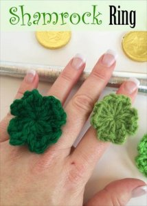 72 Crochet Rings Free Pattern – Simple To Make