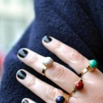 DIY Nut Ring, DIY Fashion. Clothes And Accessories You Can Make Yourself