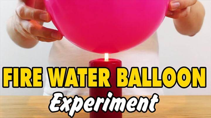 DIY Easy Science Experiment
