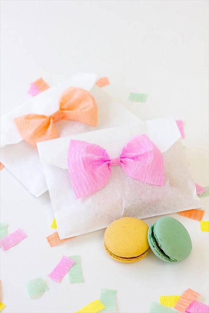 DIY Gift Bows Tutorials