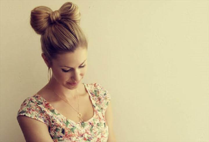 Easy DIY Hairstyle Ideas