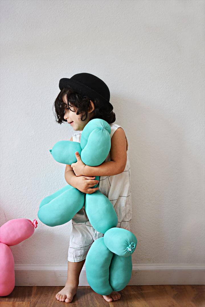 Little Inspiration Giant Balloon Stuffed Animal