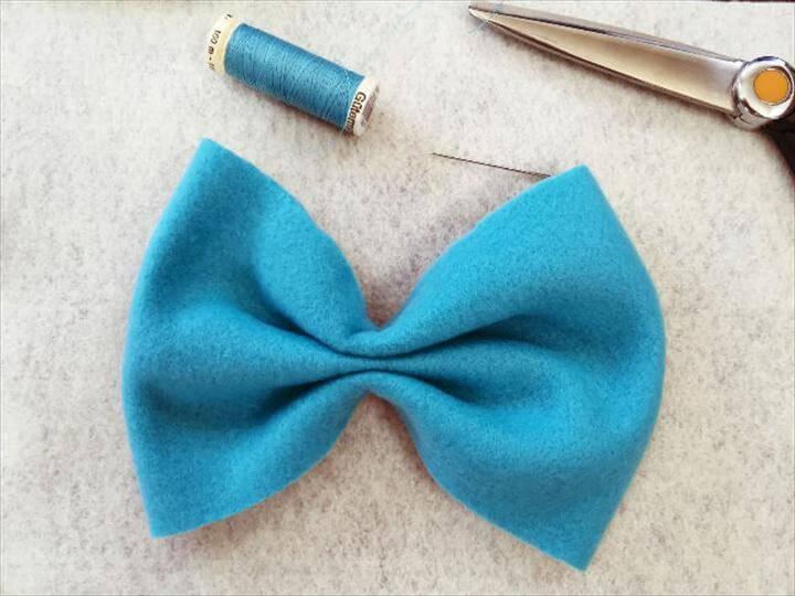 handmade gift bow