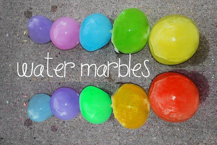 GIANT WATER MARBLES
