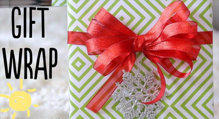 DIY/ Gift Wrap Ideas