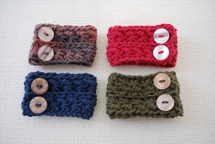 Fabulous FREE Star Stitch Crochet Patterns