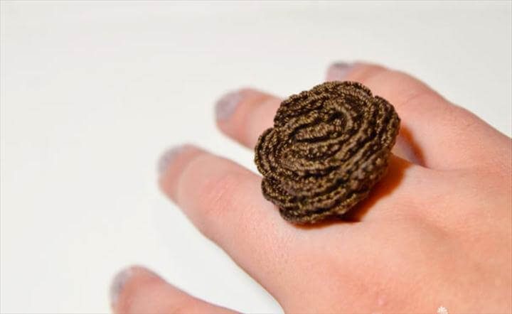 DIY Crocheted Jewelry
