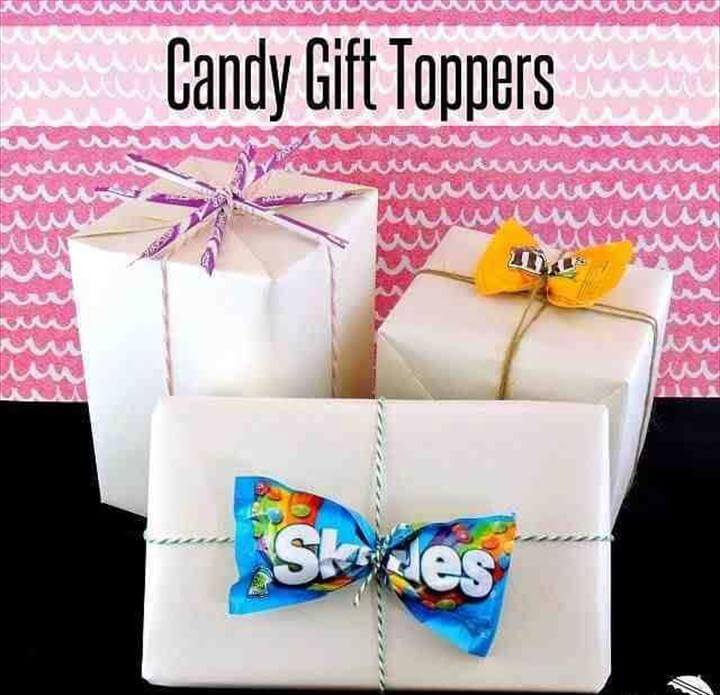 Candy Bow Gift