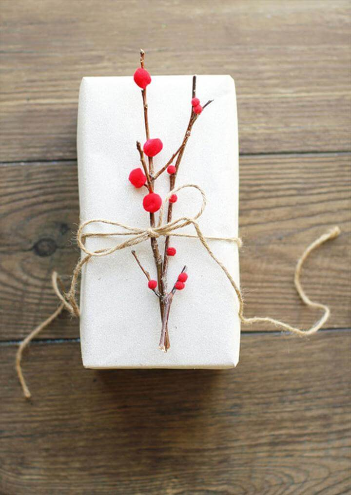 christmas gift wrap ideas