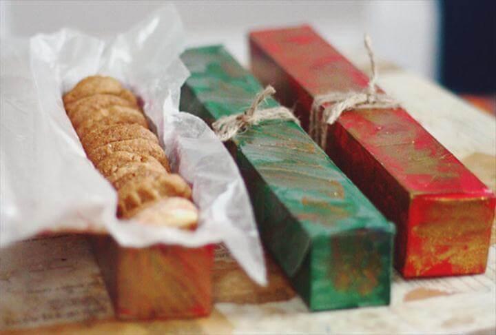 diy gift box idea