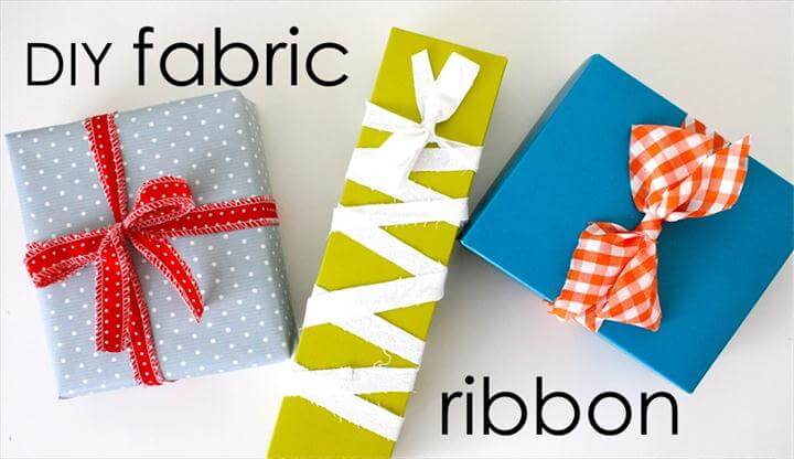 Fabric Ribbon