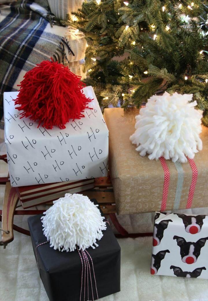 DIY Creative Gift Wrap Ideas