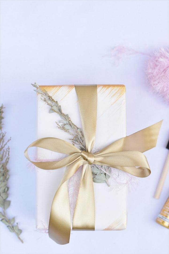 ribbon gift wrap