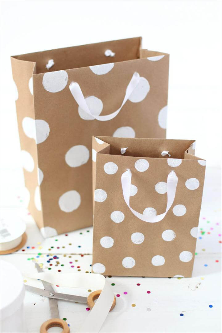 Professional-Looking Gift Bags