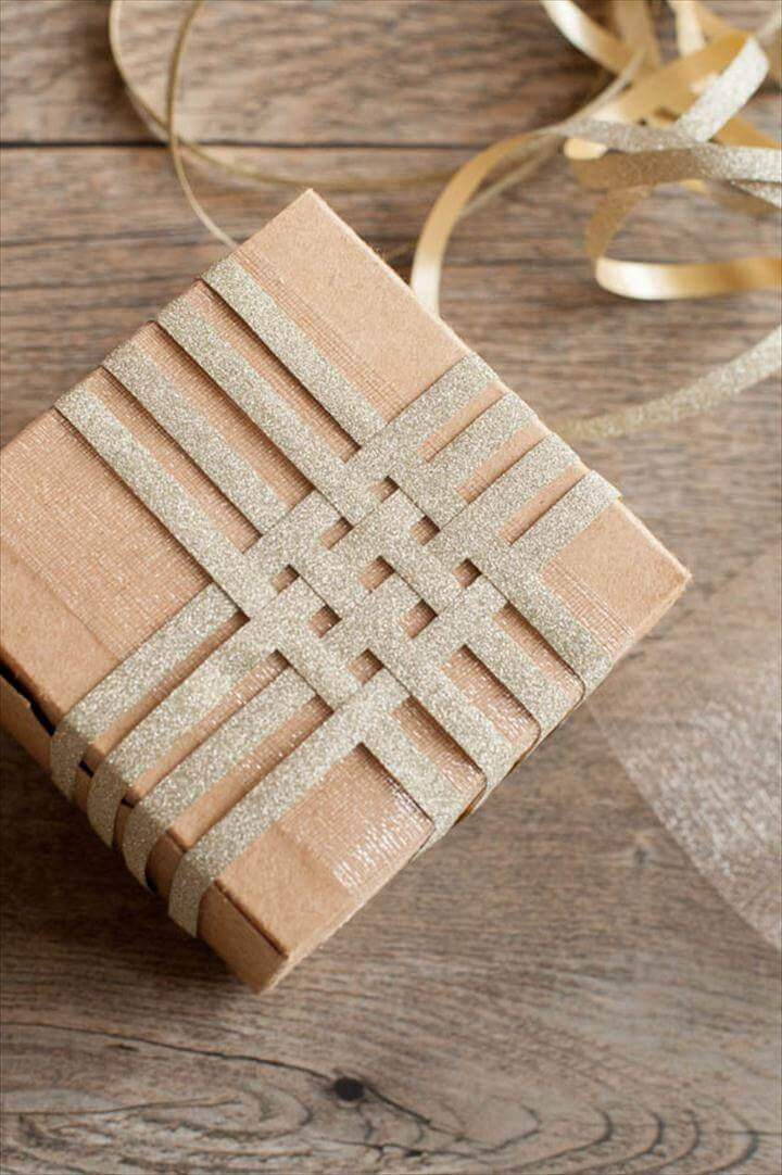 Genius Gift Wrap Ideas for Prettier Presents